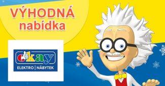 AKTUÁLNÍ AKCE → SE SLEVAMI na Okay.cz