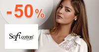 Akční zboží až do -50% na SoftCotton.cz