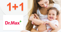 Akce 1+1 navíc na DrMax.cz