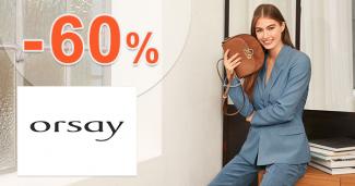 Akce a slevy až -60% na Orsay.com