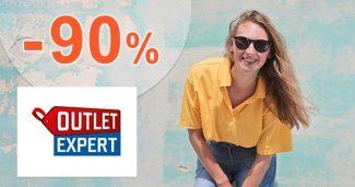 Akce a slevy až -90% na OutletExpert.cz