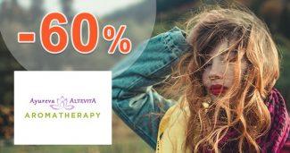 Akce a slevy až do -60% na AromaOils.cz