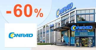 Akce a slevy až do -60% na Conrad.cz