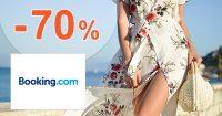 Akce a slevy na ubytování až do -70% na Booking.com
