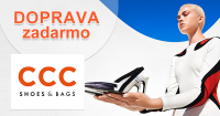 Doprava zdarma bez limitu na CCC.eu