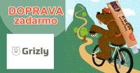 Doprava zdarma k nákupu na Grizly.cz