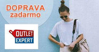 Doprava zdarma na OutletExpert.cz