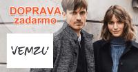 Doprava zdarma při nákupu nad 1000 Kč na Vemzu.cz
