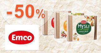 Produktové boxy až -50% na Emco.cz