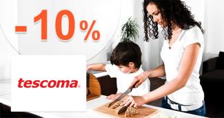 Sleva -10% na první nákup na Tescoma.cz