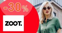 Sleva -30% na první nákup na Zoot.cz