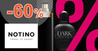 Sleva na parfémy až -60% na Notino.cz
