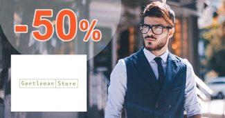 Slevy až -50% na GentlemanStore.cz