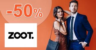 Slevy až - 50% na oblečení a boty na Zoot.cz