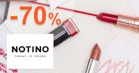 Slevy až -70% na kosmetiku na Notino.cz