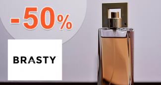 Slevy na parfémy až -50% na Brasty.cz