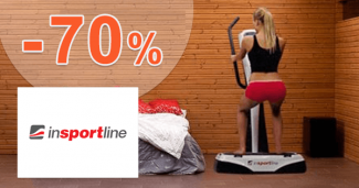 Slevy na sportovní potřeby až -70% na inSPORTline.cz