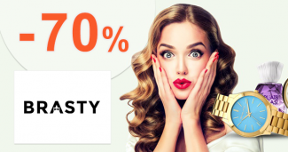 Slevy na vlasovou kosmetiku až -70% na Brasty.cz
