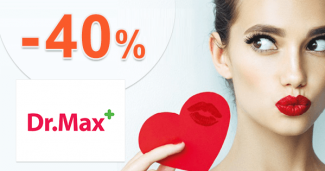 Speciální nabídky až do -40% na DrMax.cz