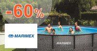 Totální výprodej až -60% na Marimex.cz