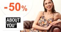 Výprodej šatů až -50% slevy na AboutYou.cz
