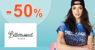 Výprodej až -50% na BittersweetParis.cz