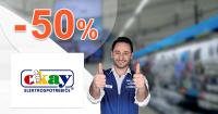 Výprodej až -50% slevy na nábytek na Okay.cz