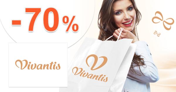 Výprodej až -70% slevy na Vivantis.cz