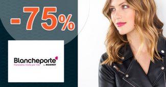 Výprodej až -75% na BlanchePorte.cz