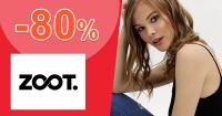 Výprodej módy až -80% slevy a akce na Zoot.cz