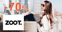 Výprodej módy až do -70% na Zoot.cz