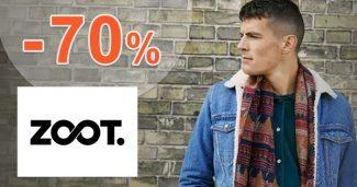 Výprodej pánské módy až do -70% na Zoot.cz