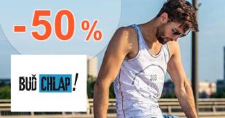 Výprodej pánských sak -50% slevy na BudChlap.cz