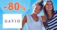 Výprodej se slevami až -80% na Gatio.cz
